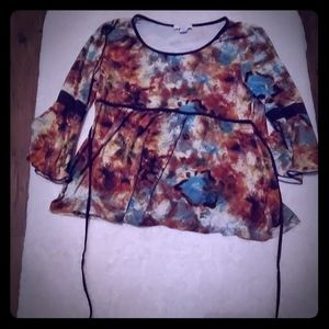 Dressbarn womans blouse